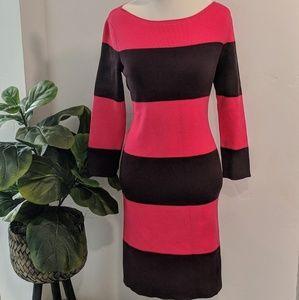 GAP Striped Sweater Dress NWT